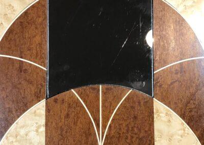 Art Decp style mirror